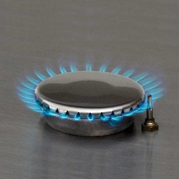 Газов котлон с две горелки Brisbane 2