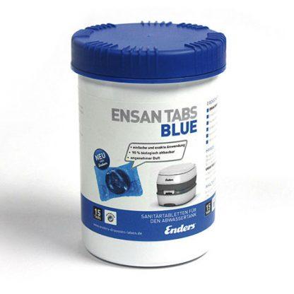 Санитарни таблетки ENSAN BLUE
