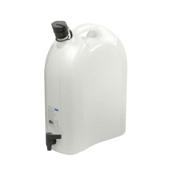 Туба за вода с изпускателен кран 20 л