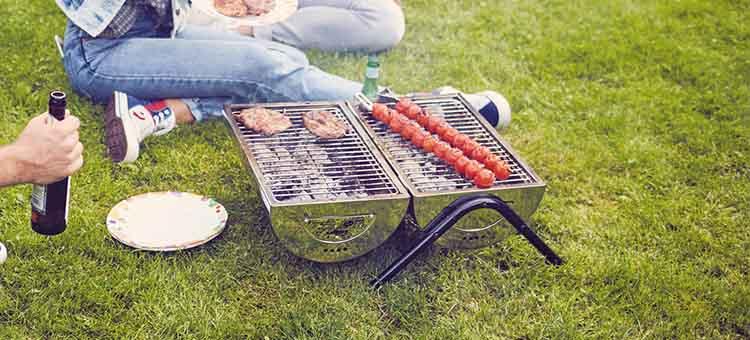 Пикник барбекю Dallas 2