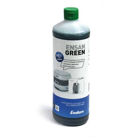 Санитарен концентрат за мръсна вода Ensan Green 1 литър