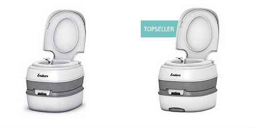 Къмпинг тоалетни Deluxe и Comfort