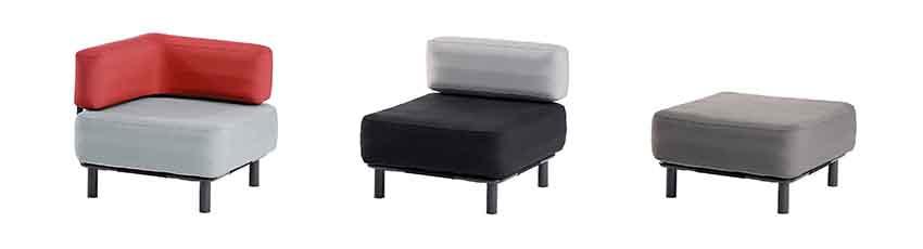 надуваеми мебели One Bar
