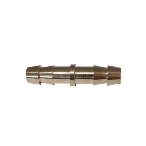 Усилена връзка за газови маркучи 8 към 8 мм.