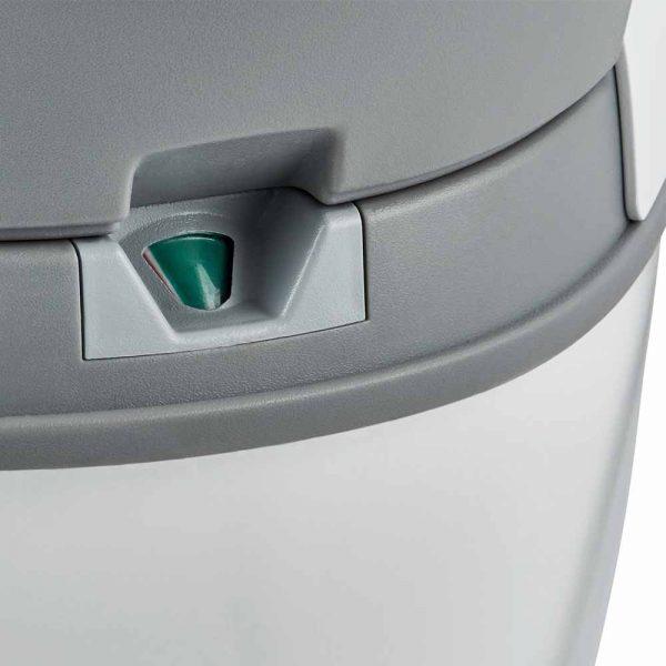 Химическа къмпинг тоалетна SUPREME индикатор