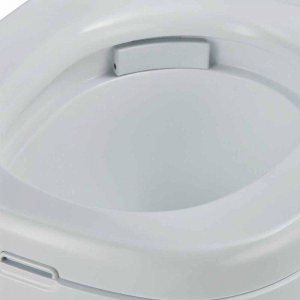 Химическа къмпинг тоалетна SUPREME горен резервоар